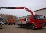 Манипулятор FASSI F190A.22 9 тонн