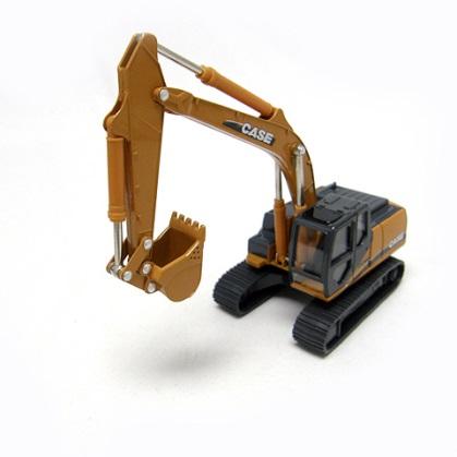 Гусеничный экскаватор CASE CX210B для землеройных работ