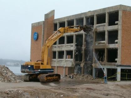 Снос и демонтаж зданий в регионах