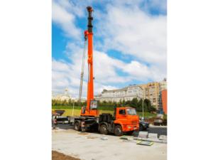 аренда автокрана 25 тонн 28 метров